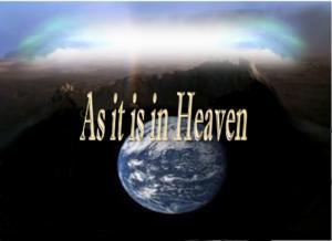 On Earth In Heaven