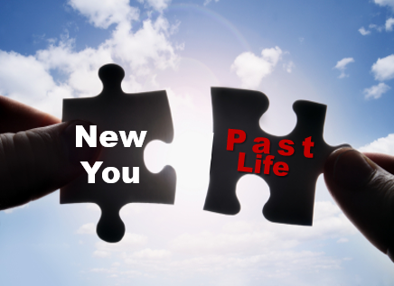 How to Let Go of Your Past. When Your Past is Over.